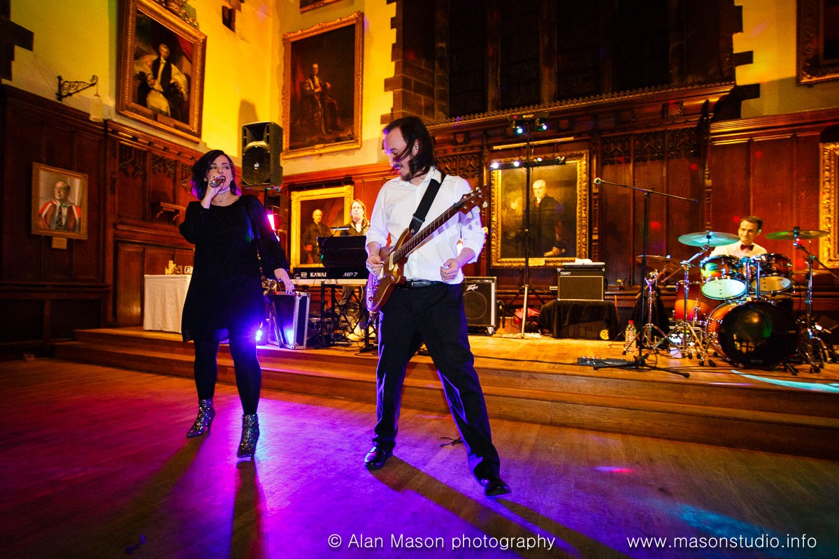 Knight Muse Function Band DurhamCastle